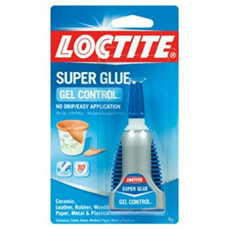Henkel Gel Glue - Loctite 234790 4 Grams Super Glue Gel Control By Henkel