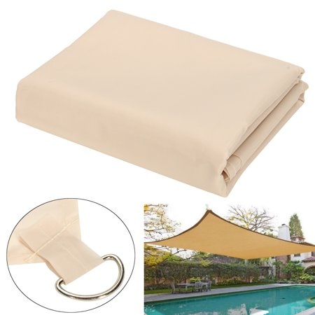 Meigar Beige Top Sun Canopy Shade Shelter Sail Net Outdoor Garden Cover Awning Patio - image 4 of 5