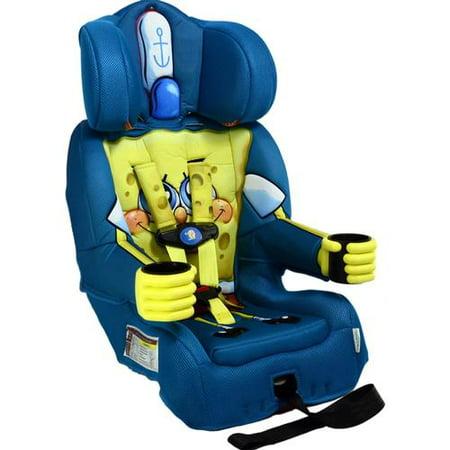 KidsEmce Nickelodeon SpongeBob Combination Harness Booster Car ...