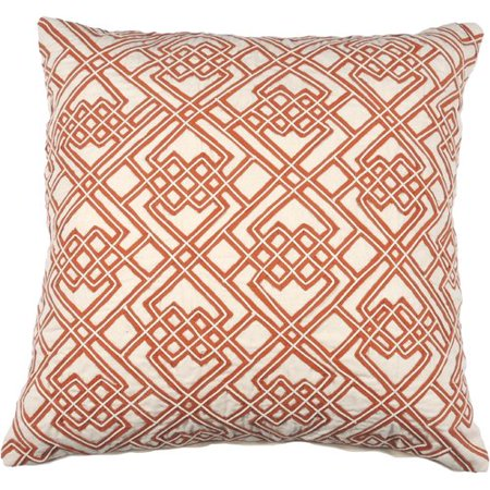 Elements By Erin Gates Dori And Tape Throw Pillow