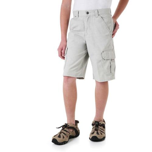 Wrangler - Boys' Classic Fashion Cargo Shorts
