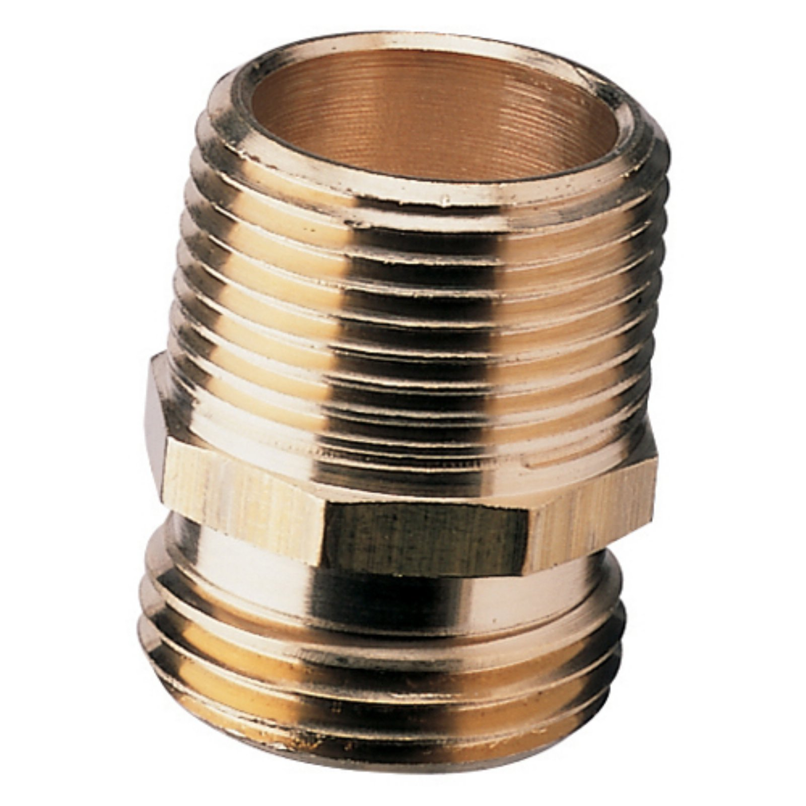 Nelson Sprinkler 50571 Brass Pipe & Hose Fitting