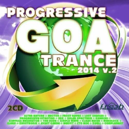 Various - Progressive Goa Trance 2013 V.5