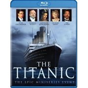 The Titanic: The Epic Miniseries Event (Blu-ray) by