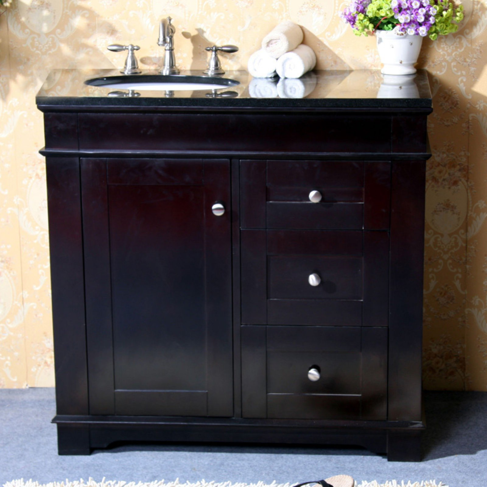 Legion Furniture 37W x 22D in. Kingston Stone Vanity Top