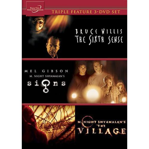 Signs / The  Village / The  Sixth Sense (Widescreen)
