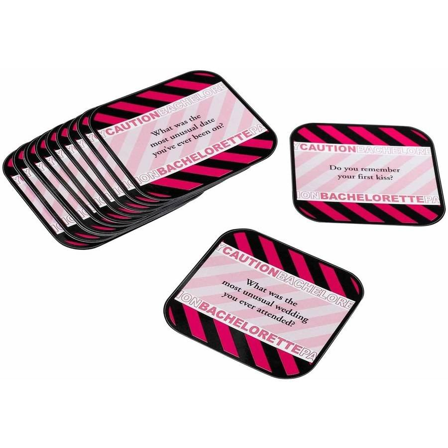 Set of 12 Bach Party Coaster