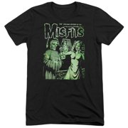Misfits The Return Mens Tri-Blend Short Sleeve Shirt