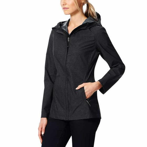 b633caee13a71 32 Degrees - 32 Degrees Womens Waterproof Performance Rain Jacket ...