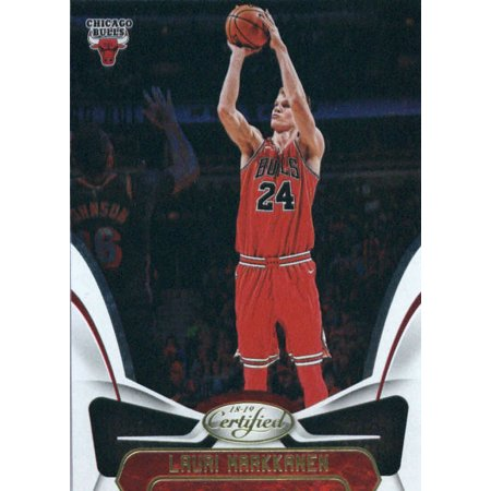 2018-19 Panini Certified #12 Lauri Markkanen Chicago Bulls Basketball Card](Halloween Ball Chicago 2017)