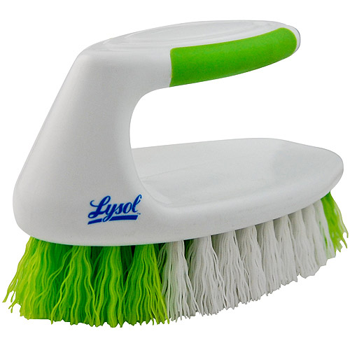 Lysol Iron Handle Scrub Brush