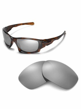 b8b0c2d274 Product Image Walleva Titanium Polarized Replacement Lenses for Oakley Ten  Sunglasses