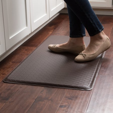 X Designer Anti Fatigue Kitchen Mats on