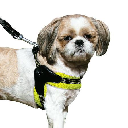 Yuppie Puppy Dog Easy Fit Harness Sm Walmart Com