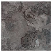 Achim Portfolio 12x12 2.0mm Self Adhesive Vinyl Floor Tile - Midnight Marble - 9 Tiles/9 sq. ft.