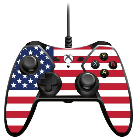 Solid State Speed Controller (United States of America USA Xbox One Wired Controller US Country Flag )