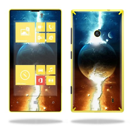 Skin Decal Wrap For Nokia Lumia 520 Cell Phone Sticker Sci Fi