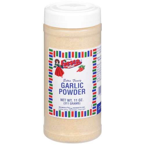 Fiesta Brand Garlic Powder Spice, 11 oz