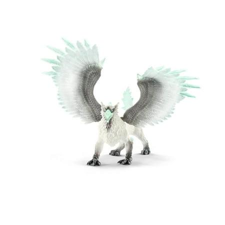 Schleich, Eldrador Creatures, Ice Griffin Toy Figurine ()