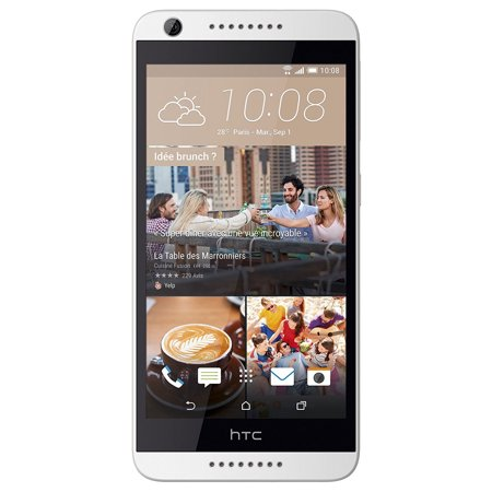 Htc Desire 626 Att Unlocked 5 0   Capacitive Display 2Gb Ram 16Gb Internal 13Mp Camera Phone   Marine White