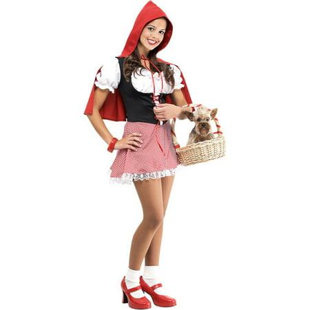 Teen Little Red Riding Hood Costume](Little Red Riding Hood Teen)