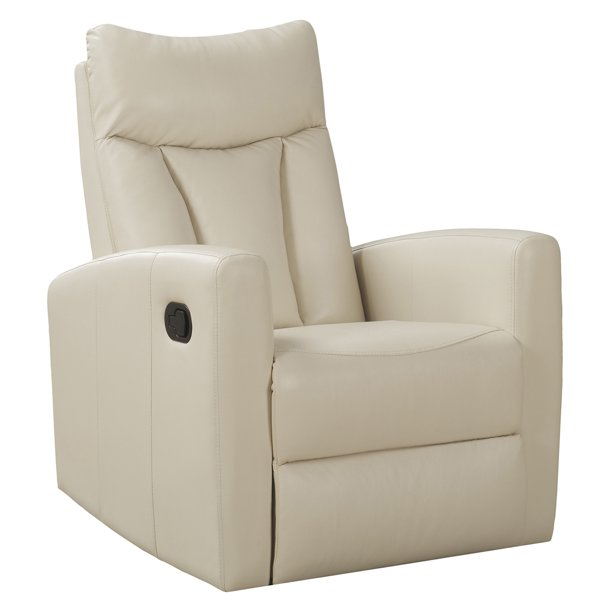 Monarch Recliner Swivel Glider Ivory