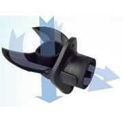 Diverter Kit in Black