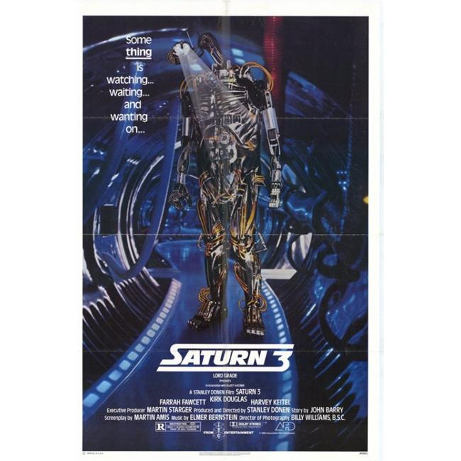 Posterazzi MOVAH9701 Saturn 3 Movie Poster - 27 x 40 in. - image 1 de 1