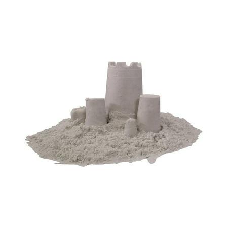 Sandtastik Play Sand, 25 Pound, Sparkling White