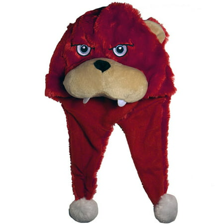 Forever Collectables NCAA Mascot Dangle Hat, Indiana University Hoosiers](Lyric Halloween Forever And One)