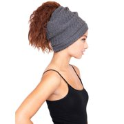 Lakhays Handmade Slouchy Winter Snood Hat Neck Wrap (Nepal)