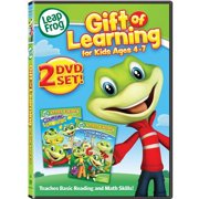 LeapFrog: Gift Of Learning For Kids Age 4-7 The Letter Machine Rescue Team   Counting On Lemonade by Lions Gate