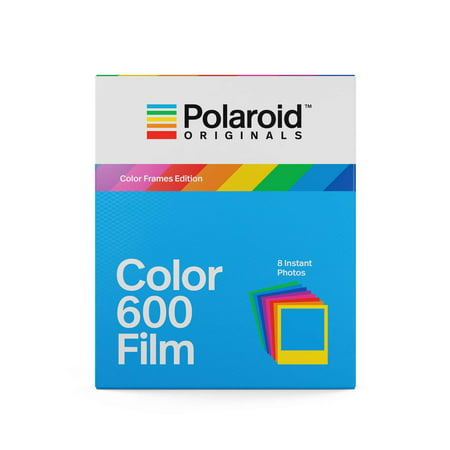 Polaroid Originals Color Film for 600 Color Frame (600 Film Pack)