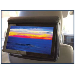 CONCEPT ENTERPRISES RSS905 CHAMELEON REAR SEAT ENTERTAINMENT 9 LCD FOR ACTIVE HEADRESTS  3 COLOR (Cars And Concepts T Tops For Sale)