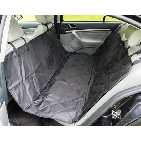 Waterproof Pet Seat Cover Hammock Car Quilted Dog Seat Covers Non Slip -