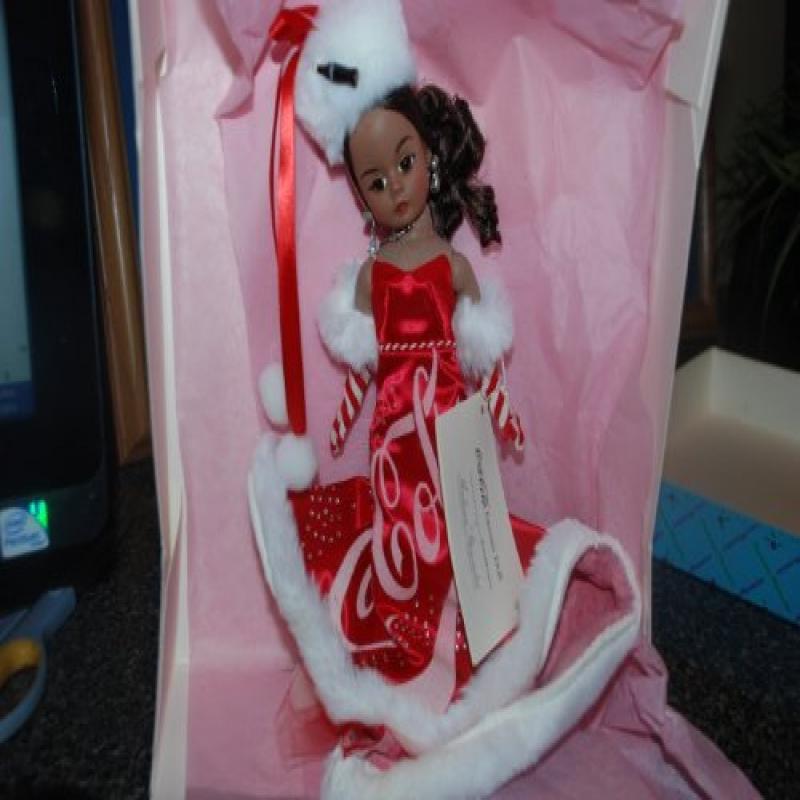 Coca Cola Fantasy 10'' African American Madame Alexander ...