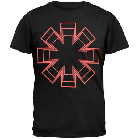 Red Hot Chili Peppers - Live Floor Asterick T-Shirt