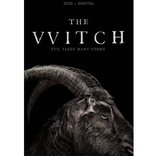 The Witch (DVD + Digital Copy) (With INSTAWATCH)