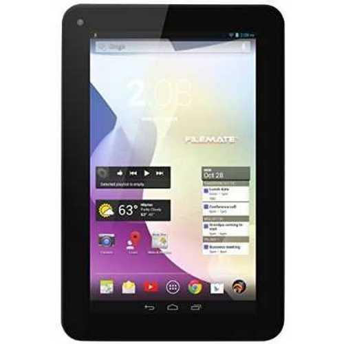 Refurbished Filemate Clear X2 3FMT730BK-16G-R 7-Inch 16 GB Tablet (Black)
