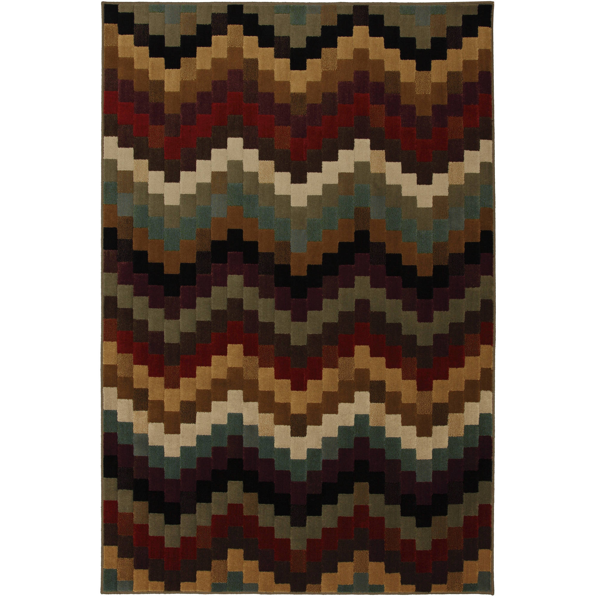 Mohawk Home Bargello Polypropylene Rug,