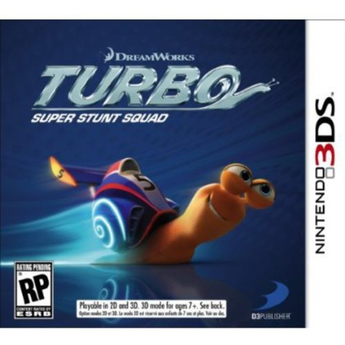 Turbo: Super Stunt Squad - Nintendo 3DS
