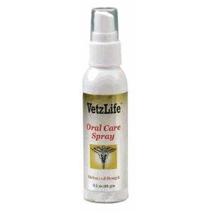 VetzLife Oral Care Spray (Peppermint) - 2.2