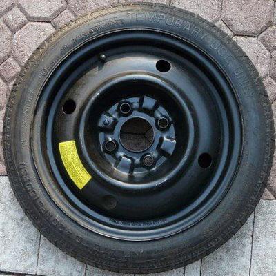 Folsom Of Florida Spare  Tire