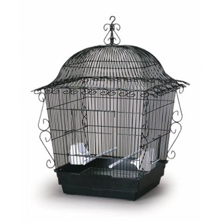Scrollwork Cage (Jumbo Scrollwork Cage - Black)
