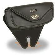 Milwaukee Small Single Pocket Windshield Mount Bag w/Turn Clasp