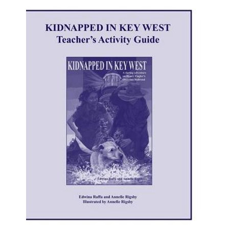 Kidnapped in Key West Teacher's Activity Guide -
