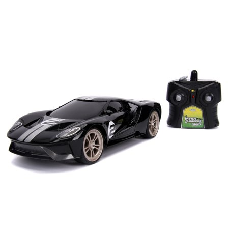 Jada Hyperchargers 2017 Ford GT RC Car
