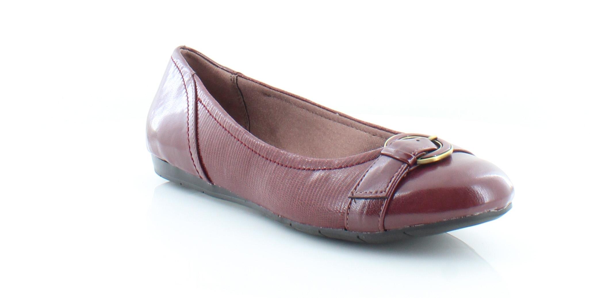 Lifestride Nero Women's Flats & Oxfords by