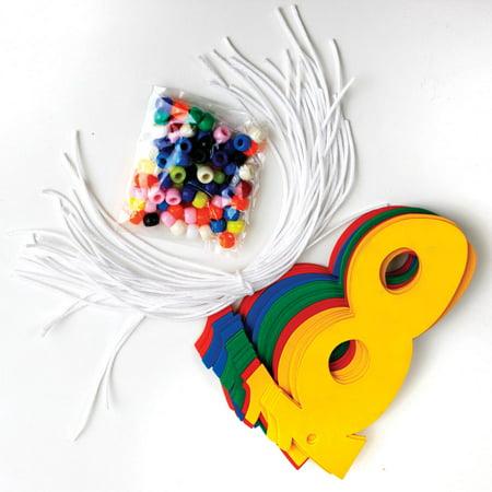 Creativity Street My 1st 100 Days of School Bookmark - Halloween Bookmark Craft Kit