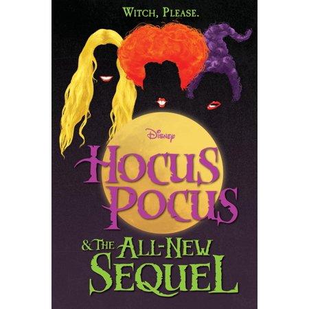Hocus Pocus and The All-New Sequel - eBook - Sanderson Sisters Hocus Pocus